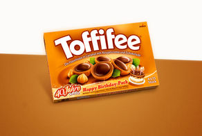Toffifee 2013: Buon compleanno